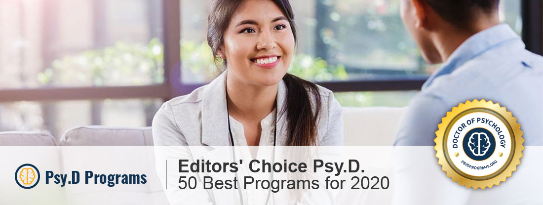 Editors' Choice Best APA Accredited Psy.D. Programs for 2020